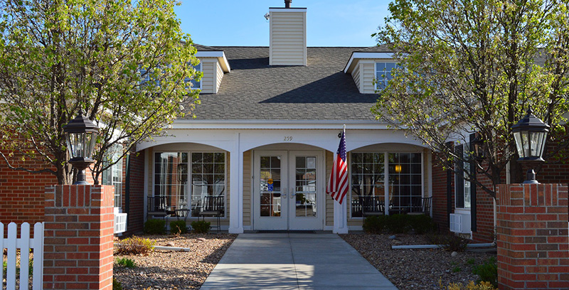 Country Place Senior Living - Hoisington, KS